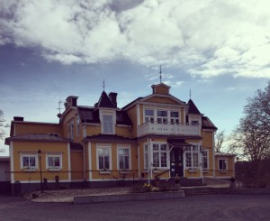Guö värdshus i Karlshamsn kommun. Foto: Emina Kovacic