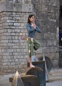 Yogakvinnan