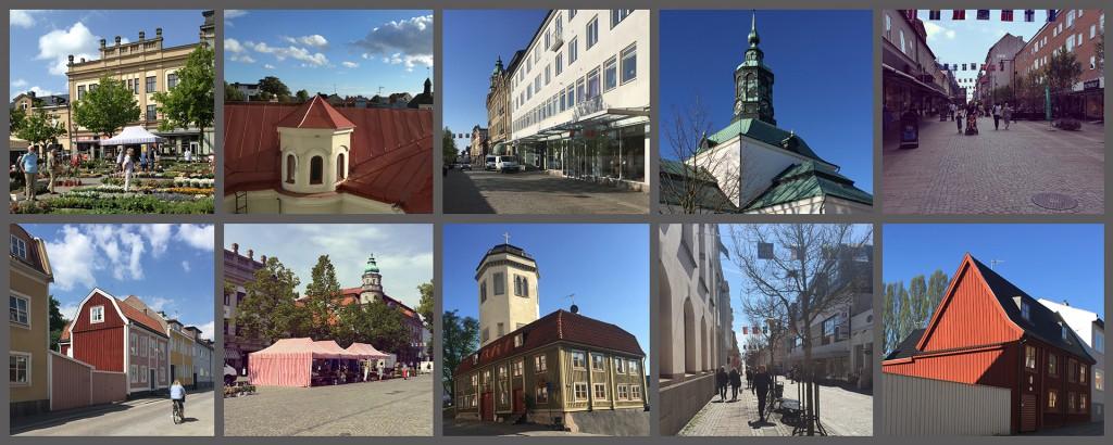 Foto och collage: Emina Kovacic