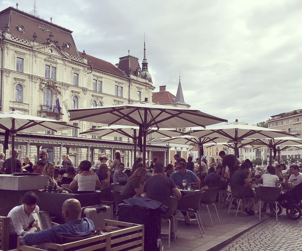 Ljubljana torg