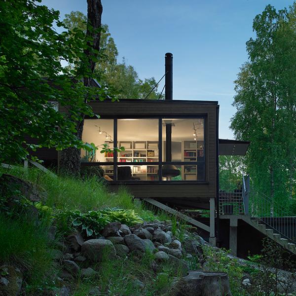 Slope House Sveriges Arkitekter