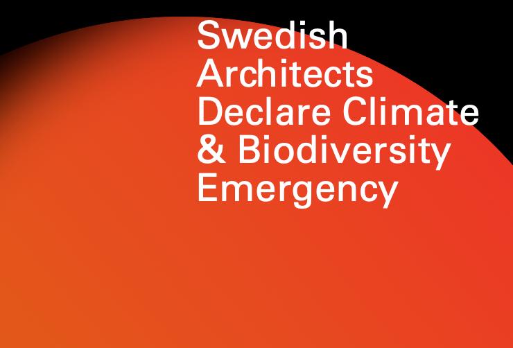 Architects Declare – ett upprop för arkitekter.