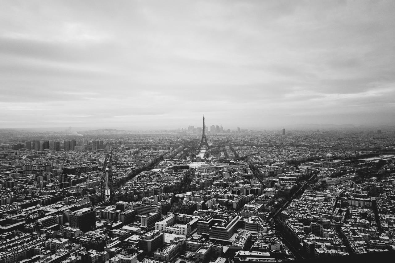 Paris, ett gott exempel på en existerande stad som fungerar bra, skriver bloggaren. Foto: George Kedenburg