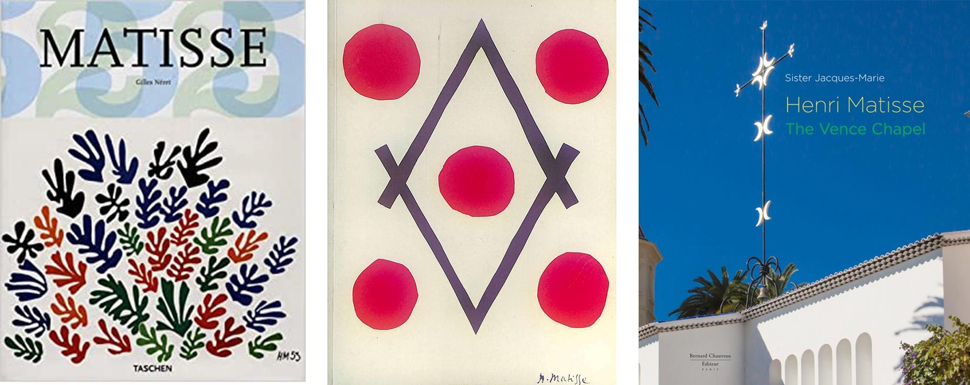 Matisse böcker