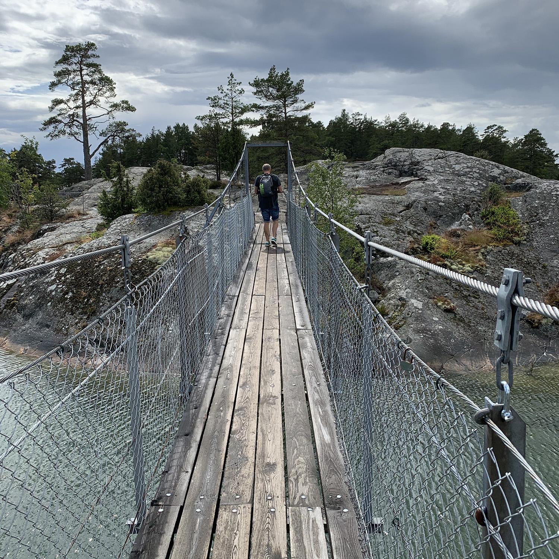 Stendörrens naturreservat.