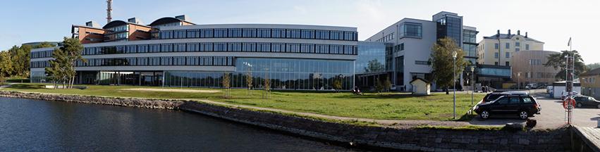 BTH, Blekinge Tekniska högskola. Foto: BTH.