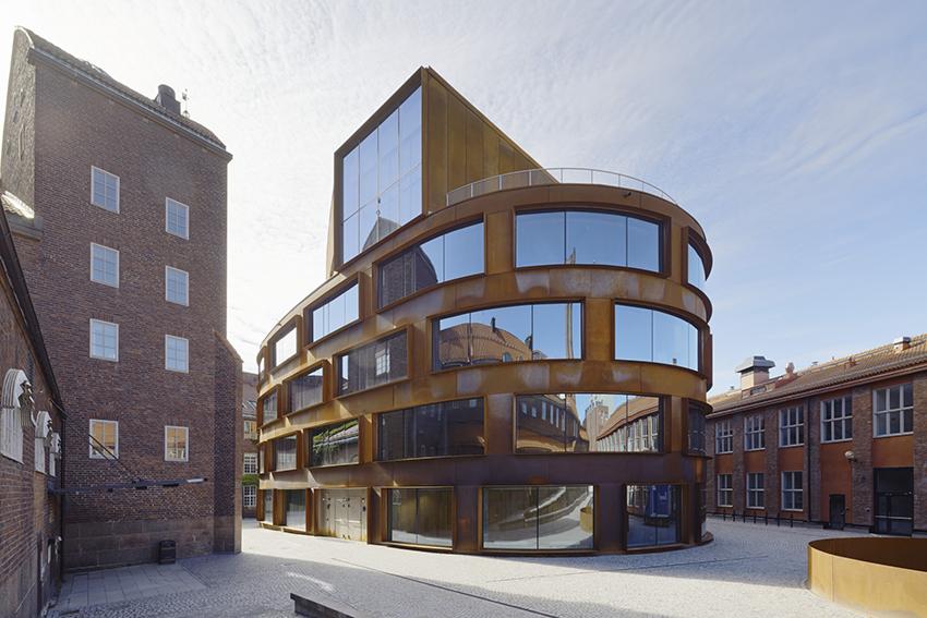 KTH Arkitekturskolan, Stockholm. Foto: Åke E:son Lindman