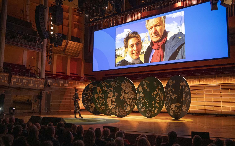Kritikerprisvinnare 2020. Foto: Jonas Malmström.