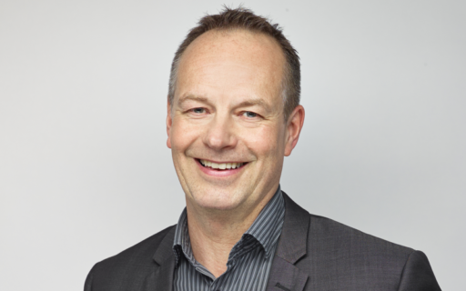 Ulrik Östling, förhandlingschef på Sveriges Arkitekter. Foto: Peter Phillips