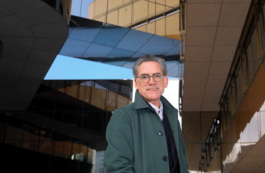 Mark Isitt, vinare av Kritikerpriset 2018.