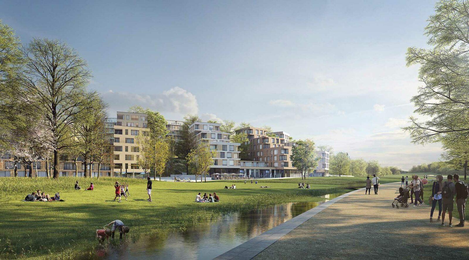 Vinnare Planpriset 2020, Skärholmen.