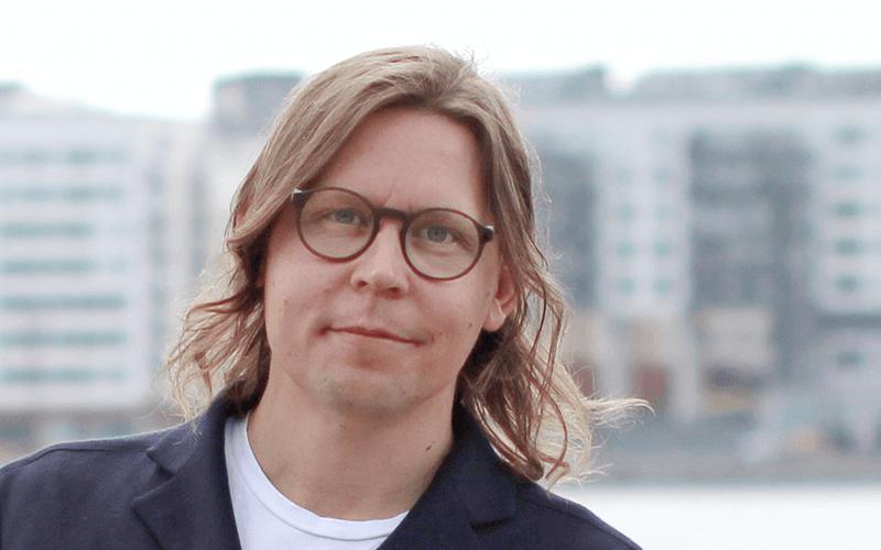 Björn Ekelund, arkitekt SAR/MSA. Warm in the Winter/LTU, Stockholm.