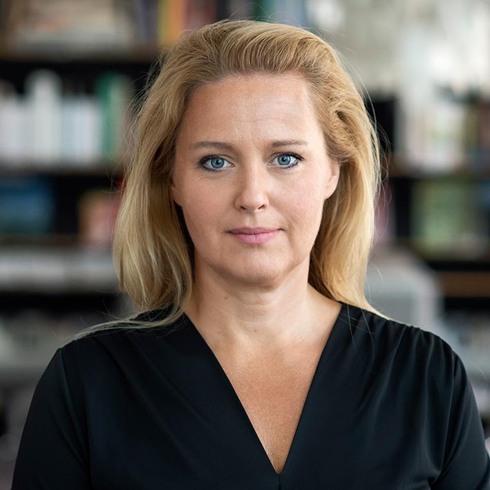 Cecilia Holmström.