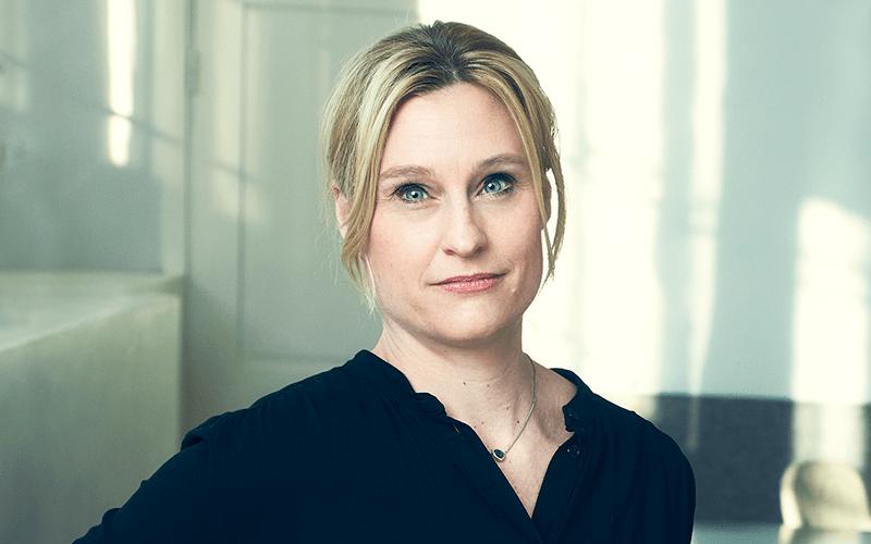Emma Jonsteg. Foto: Joel Nilsson.