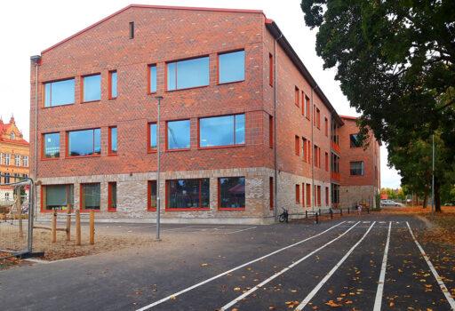 Vallaskolan i Sala.
