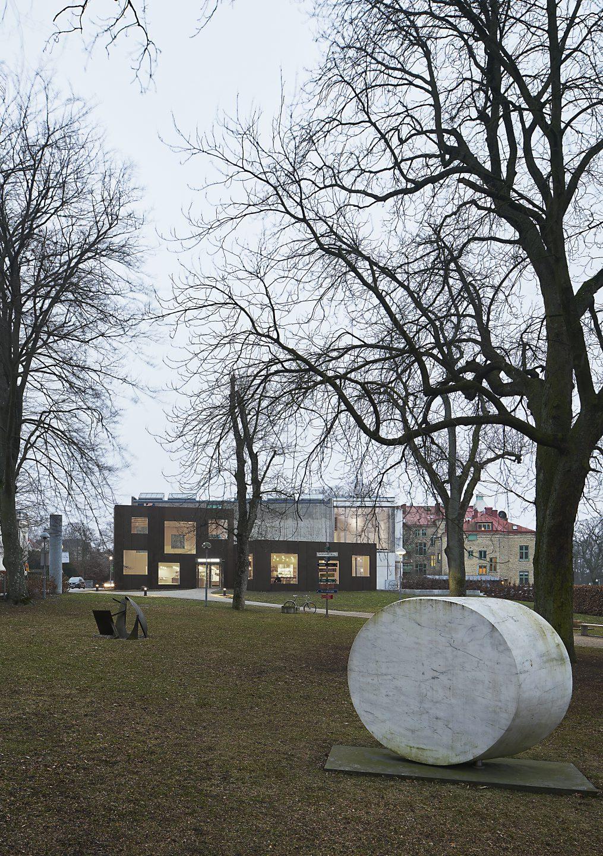 Skissernas museum. Foto: Åke E:son Lindman.