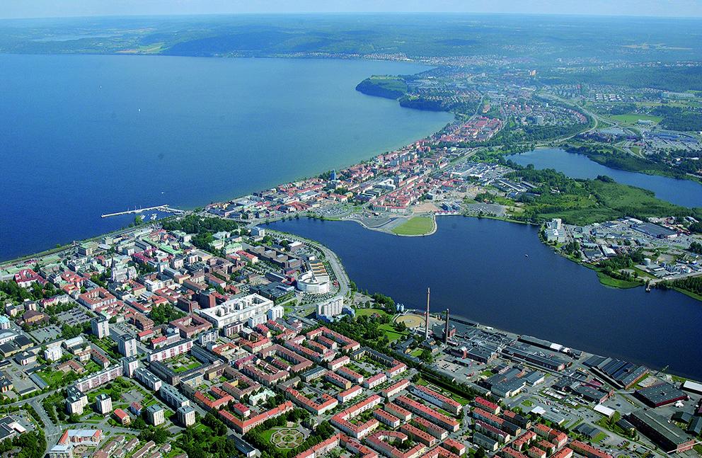 Grönstrukturplan för Jönköping. Arkitekt – Stadsbyggnadskontoret i Jönköping.
