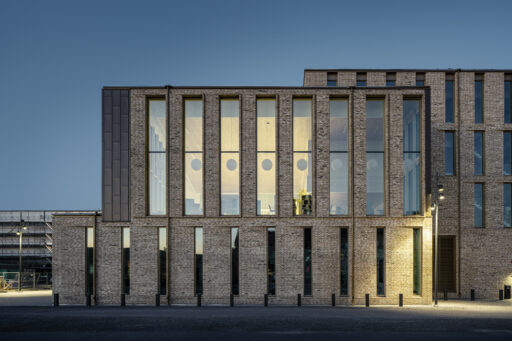 Argus kulturhus i Falkenberg. Arkitekt – Fojab. Foto: Felix Gerlach.