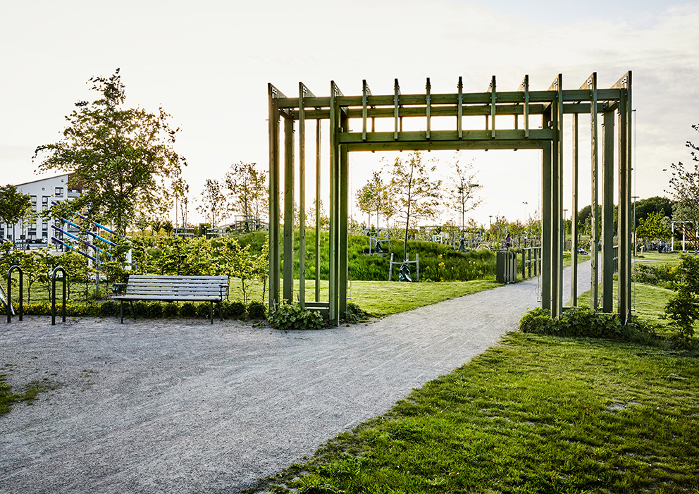 Paradiset. Arkitektkontor: 02landskap. Foto: Måns Berg.