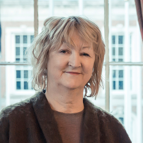Yvonne Farrell. Foto: Ste Murray.